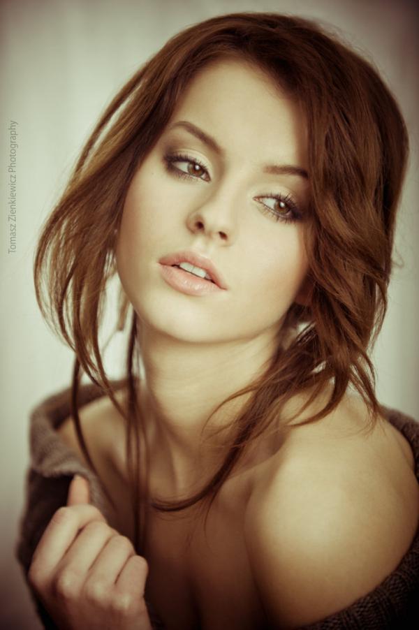 Portrait Photography By Tomasz Zienkiewicz