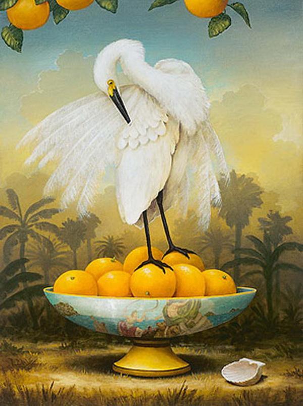 Grandes obras de la pintura y la escultura. Floridiana