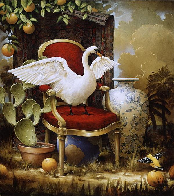 Grandes obras de la pintura y la escultura. King-of-the-world