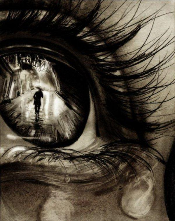 Emotional Pictures to Draw Emotional Eyes Drawing