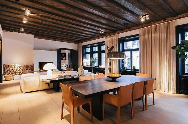 Room Stockholm Duplex With Cozy Interior Designs Art And Design