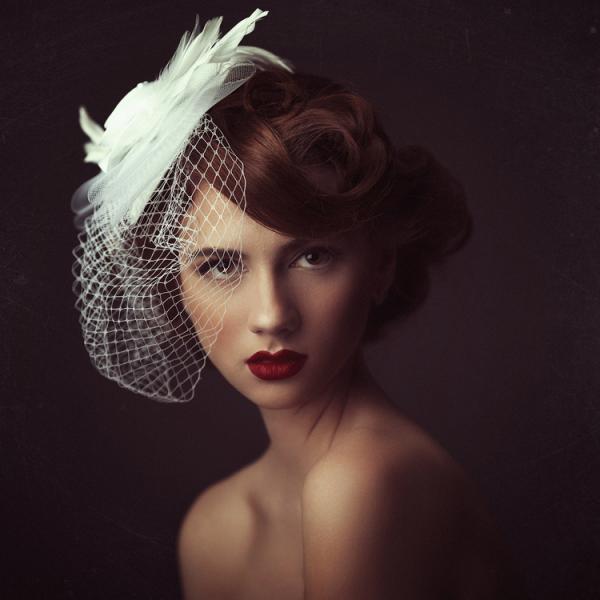 Portrait Photography By Dmitry Noskov