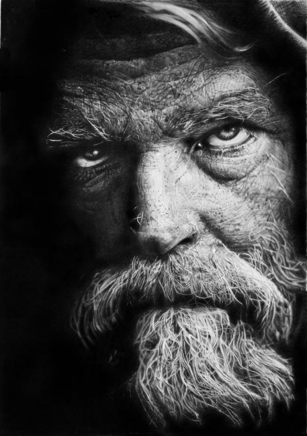 Realistic Pencil Drawings