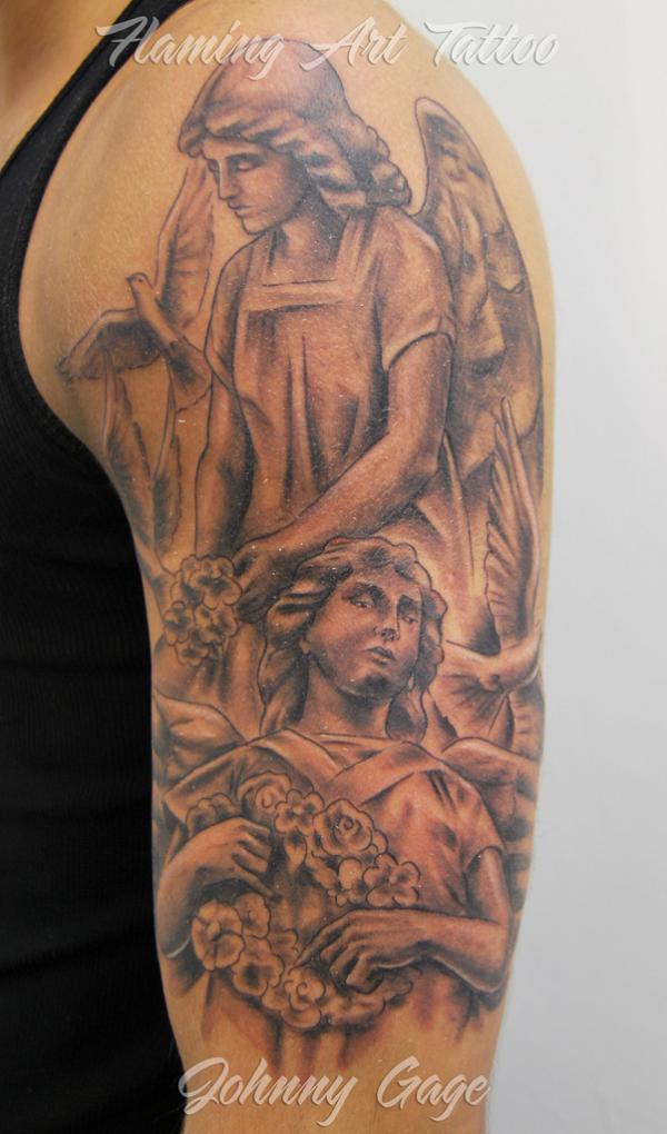angel half sleeve tattoo600_1020