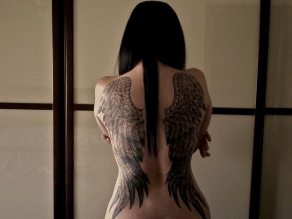 Beginnings - 60 Thánh Thiên thần Tattoo Designs <3 <3