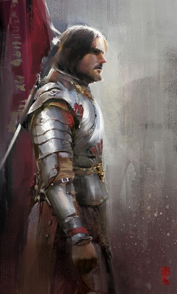 Medieval Knight Painting | www.imgkid.com - The Image Kid ...