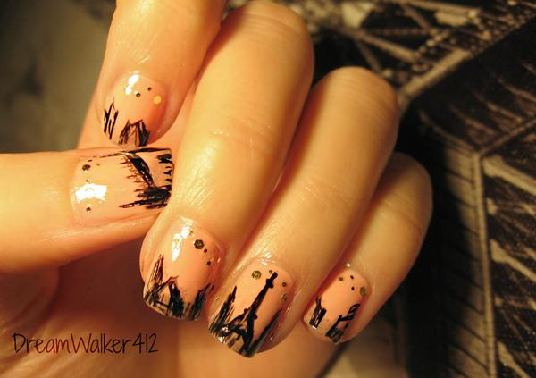 Nail art design paris : Mind blowing designs of nail art and design