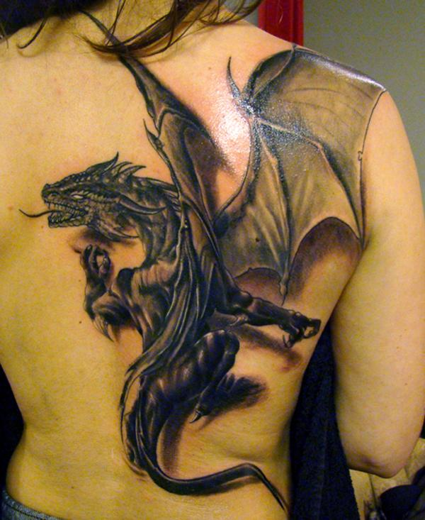 Dragon Tattoo - 30 Awesome Dragon Tattoo Designs