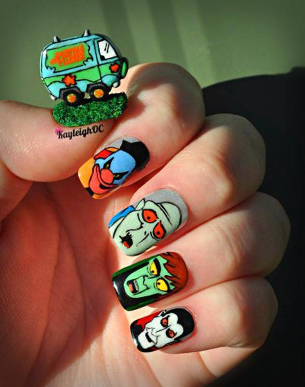50 mind blowing designs of nail art art and design nail art by kayleighoc 2 50 mind blowing designs of nail art prinsesfo Choice Image