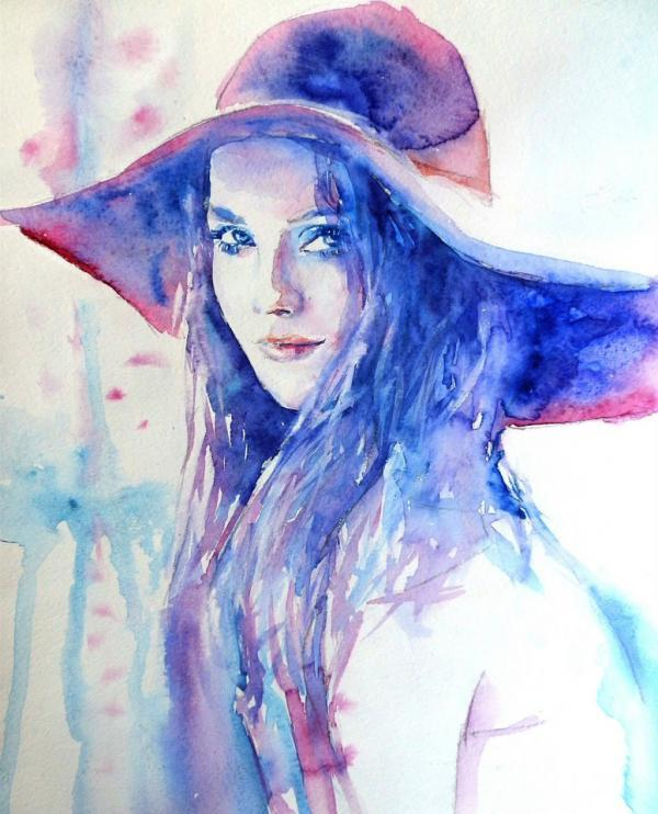 Mind Blowing Watercolor Paintings  - Watercolor Painting By Loretana
