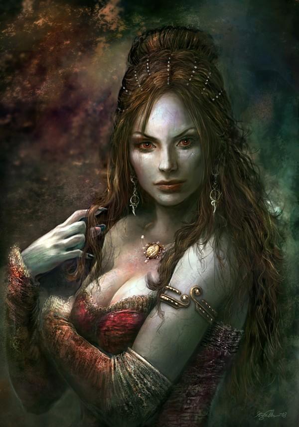 horny queen: