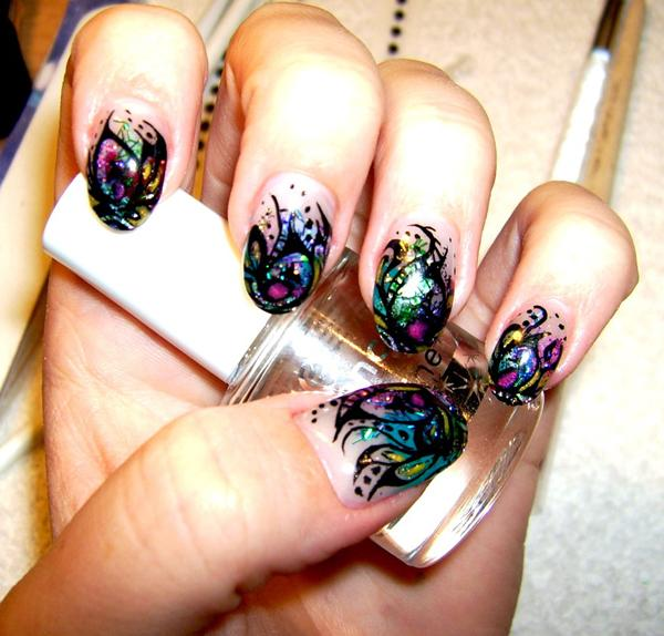 40 Examples Of Elegant Nail Art Art And Design