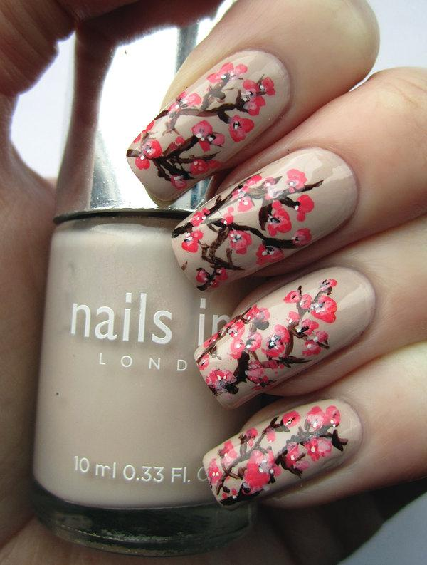 40 Examples Of Elegant Nail Art Art And Design