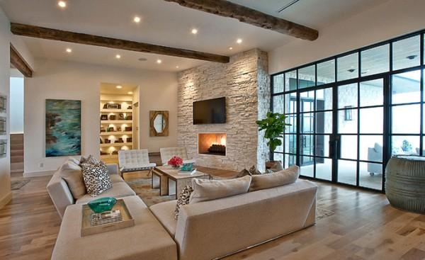 Cornerstone Architects cozy luxury homecornerstone architects | art and design