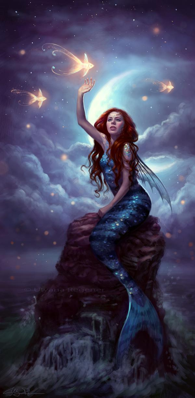 101 Mermaid Art