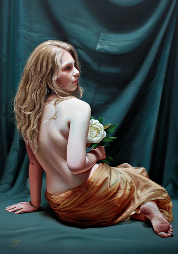 30 Mind Blowing Realistic Paintings