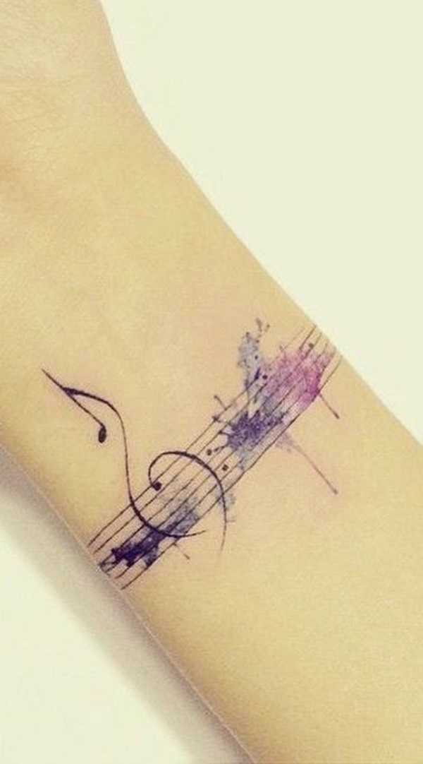 water-color-music-tattoo
