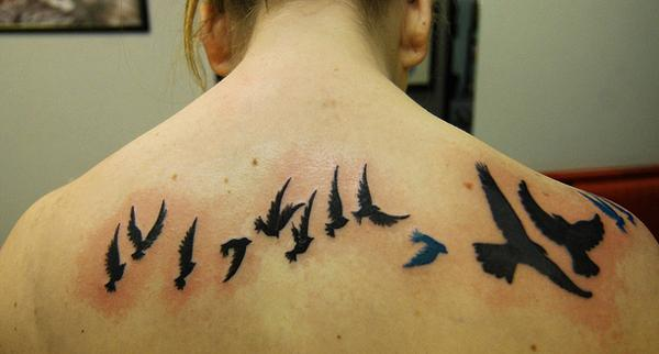 110 Lovely Bird Tattoo Designs Art And Design