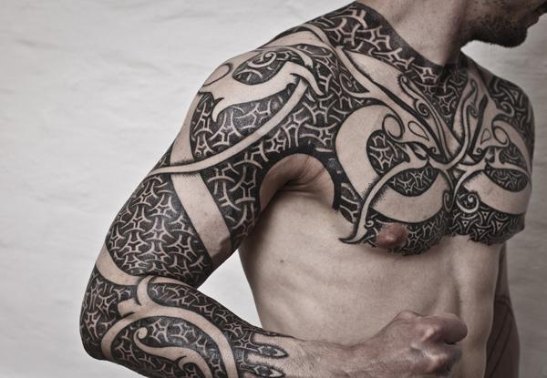 35 Awesome Maori Tattoo Designs | Art and Design