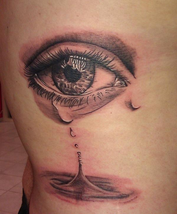Eye tattoos with meaning