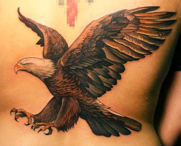 Eagle Tattoo Meaning. THIS IMAGE OF WAS UPLOADED BY A FAN of tattoos