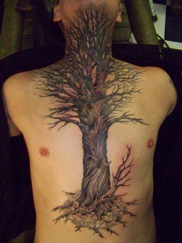 Tree Tattoo Pictures 13