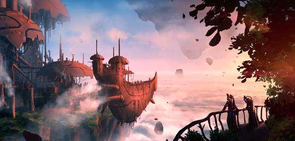 High in the sky - 50 Examples of Cool Backgrounds <3 <3 ...