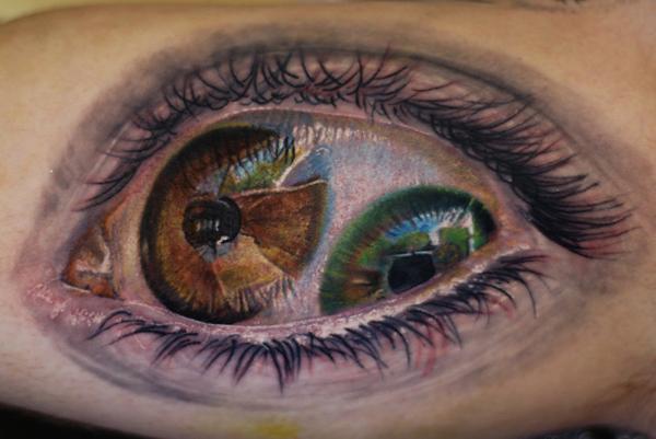 Hasil gambar untuk Eye tattoos