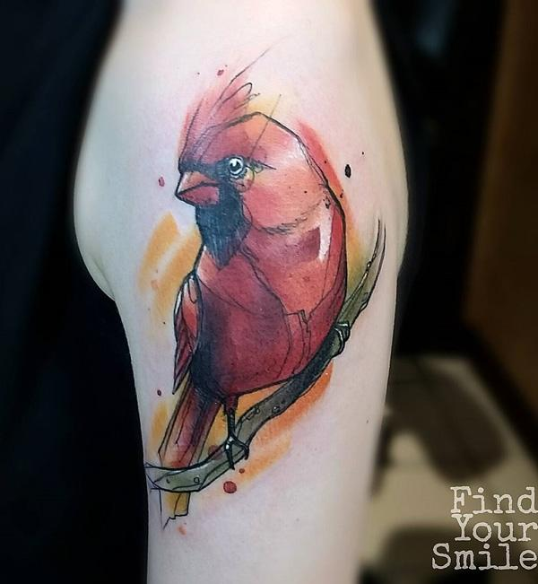 cardinal-bird-tattoo-94