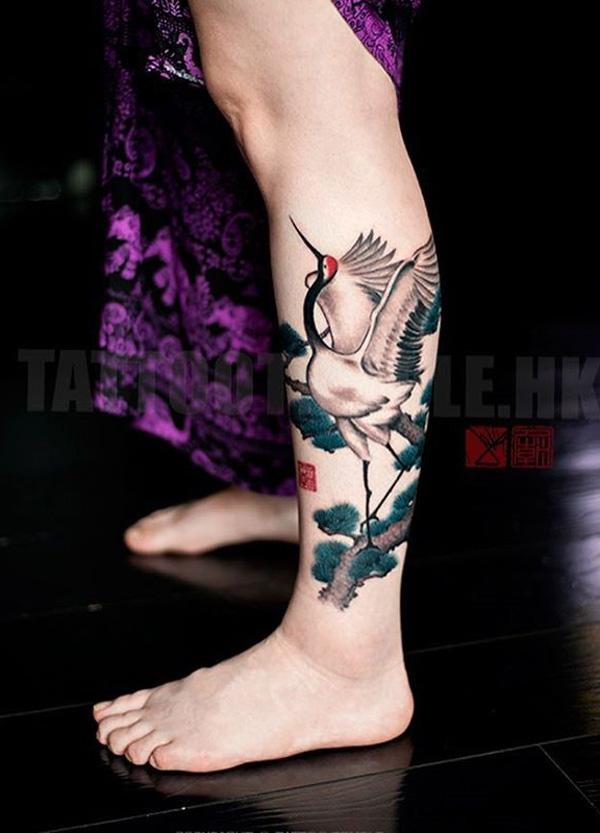 crane-calf-tatoo-109