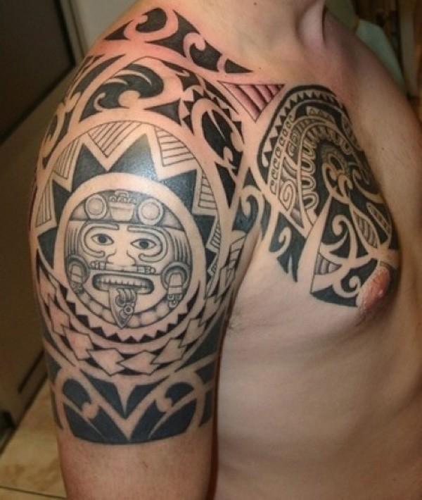 maori-tattoos-Hei tiki