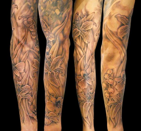 60 Cool Sleeve Tattoo Designs Art And Design