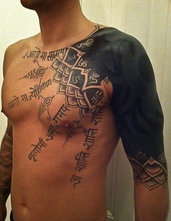 upper designs body tattoo tribal Designs and Sleeve 50   Cool  Design Art Tattoo