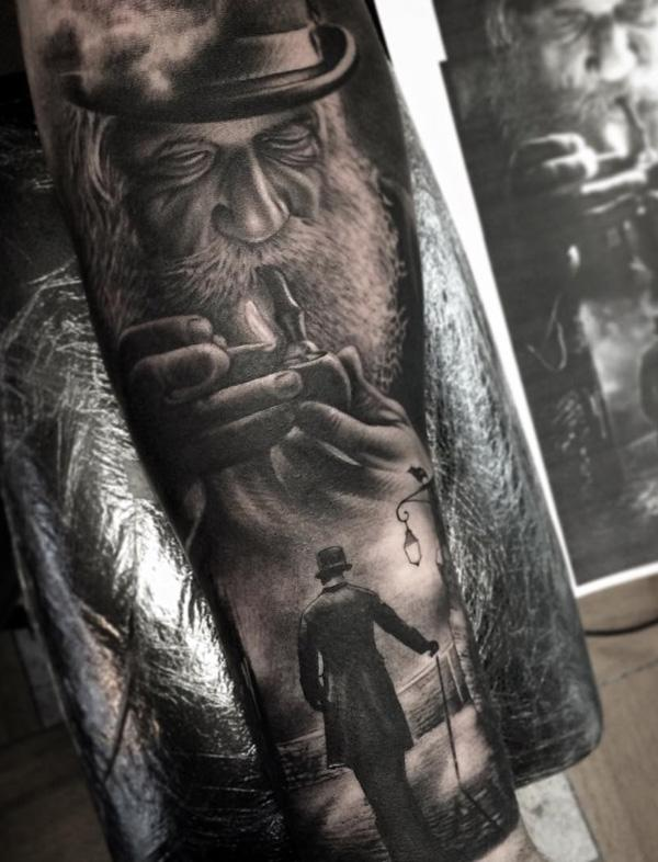 cool-forearm-tattoo