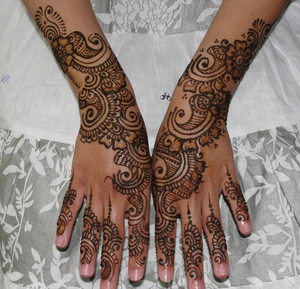 50 Intricate Henna Tattoo Designs Art And Design