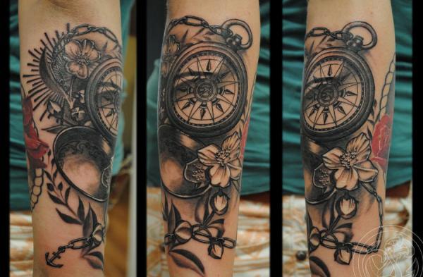 sundial tattoo quotes. Black Bedroom Furniture Sets. Home Design Ideas