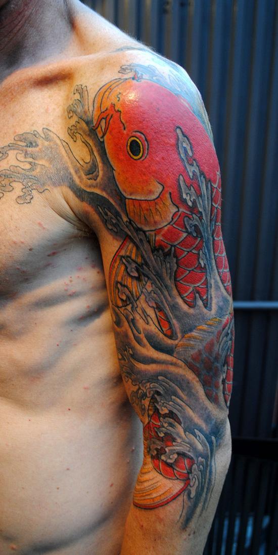 fish tattoo - photo #6