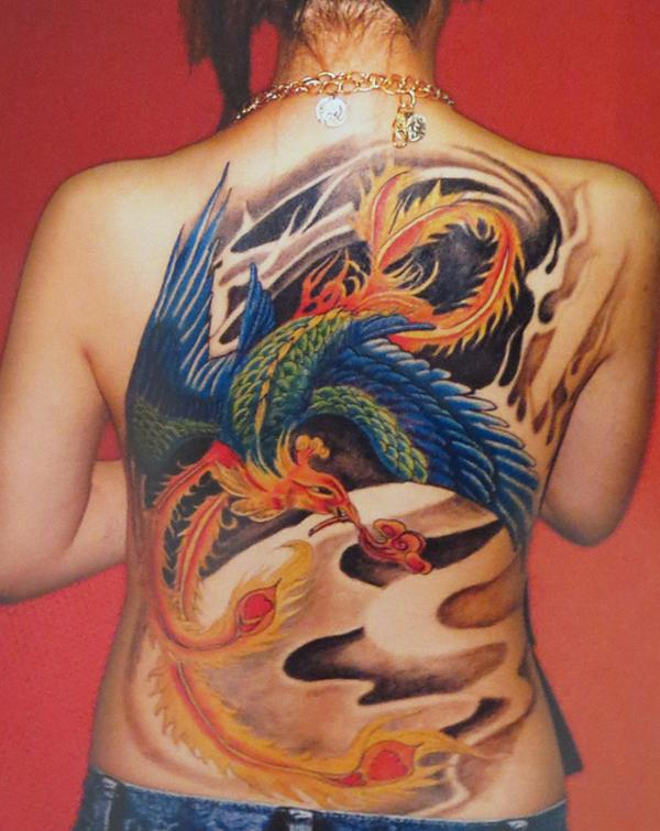 50 Beautiful Phoenix Tattoo Designs Art And Design