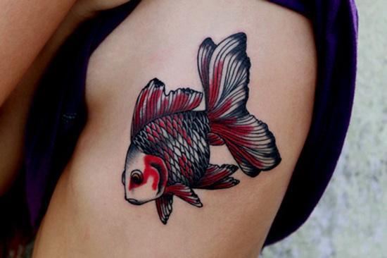 fish tattoo - photo #33