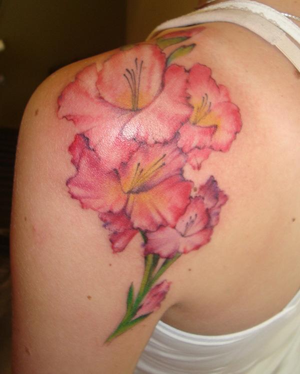 Flower Tattoo 65 Beautiful Designs Lt 3