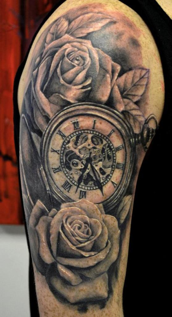 100 Awesome Watch Tattoo Designs Cuded