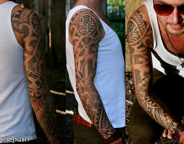 sleeve pics tribal tattoo full Maori tribal full details, tattoo on in sleeve tattoo inspired with