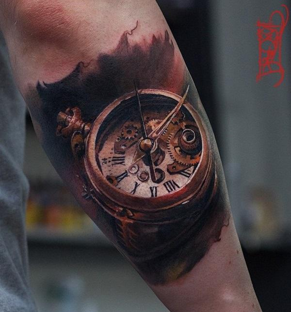 3d-old-pocket-watch-tattoo-91