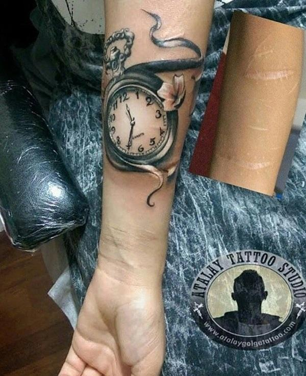 3d-pocket-watch-forearm-tatoo-70