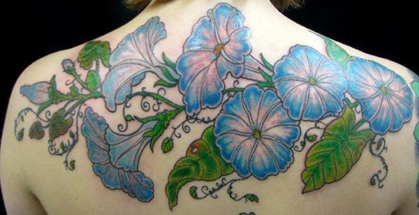 Morning Glory Tattoo Designs Morning Glory Tattoo 65