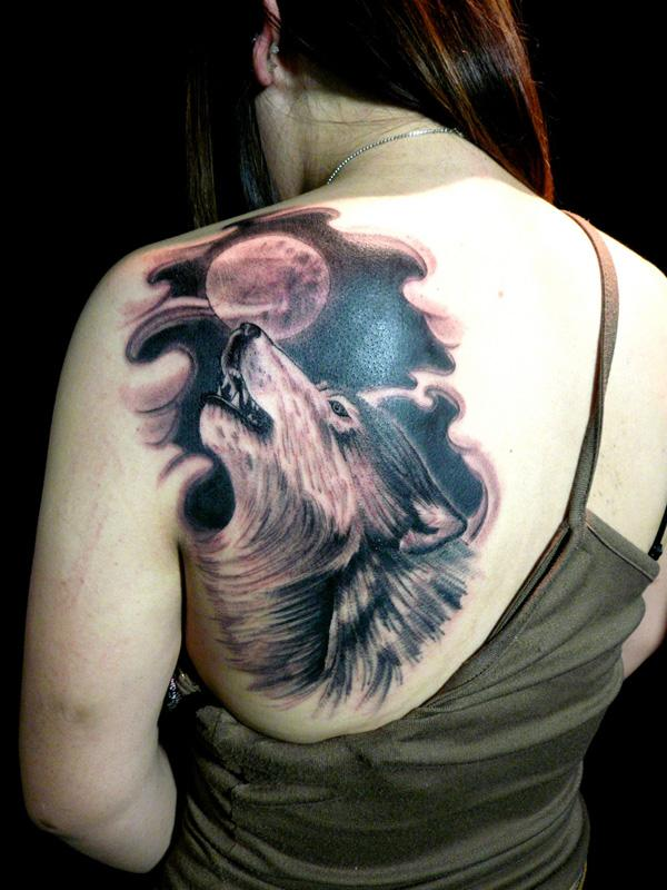 50+ Awesome Animal Tattoo Designs | Art and Design