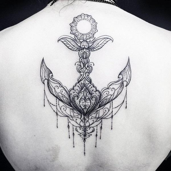 60 Awesome Anchor Tattoo Designs Art And Design