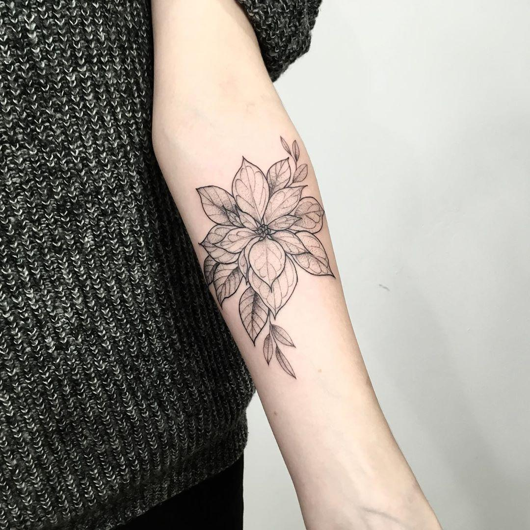 Of tattoo small the valley lily Lily Of