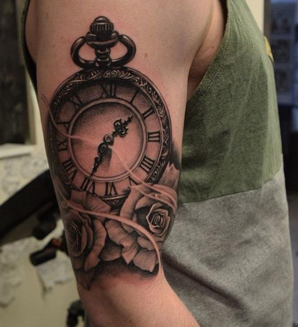 relistic-pocket-watch-and-rose-tattoo-88