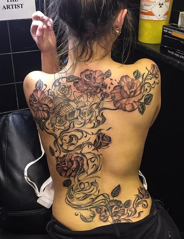 flowers-tattoo-for-women-79
